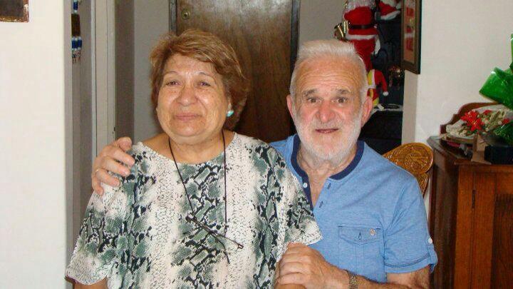 Dimitra and George Georgiades