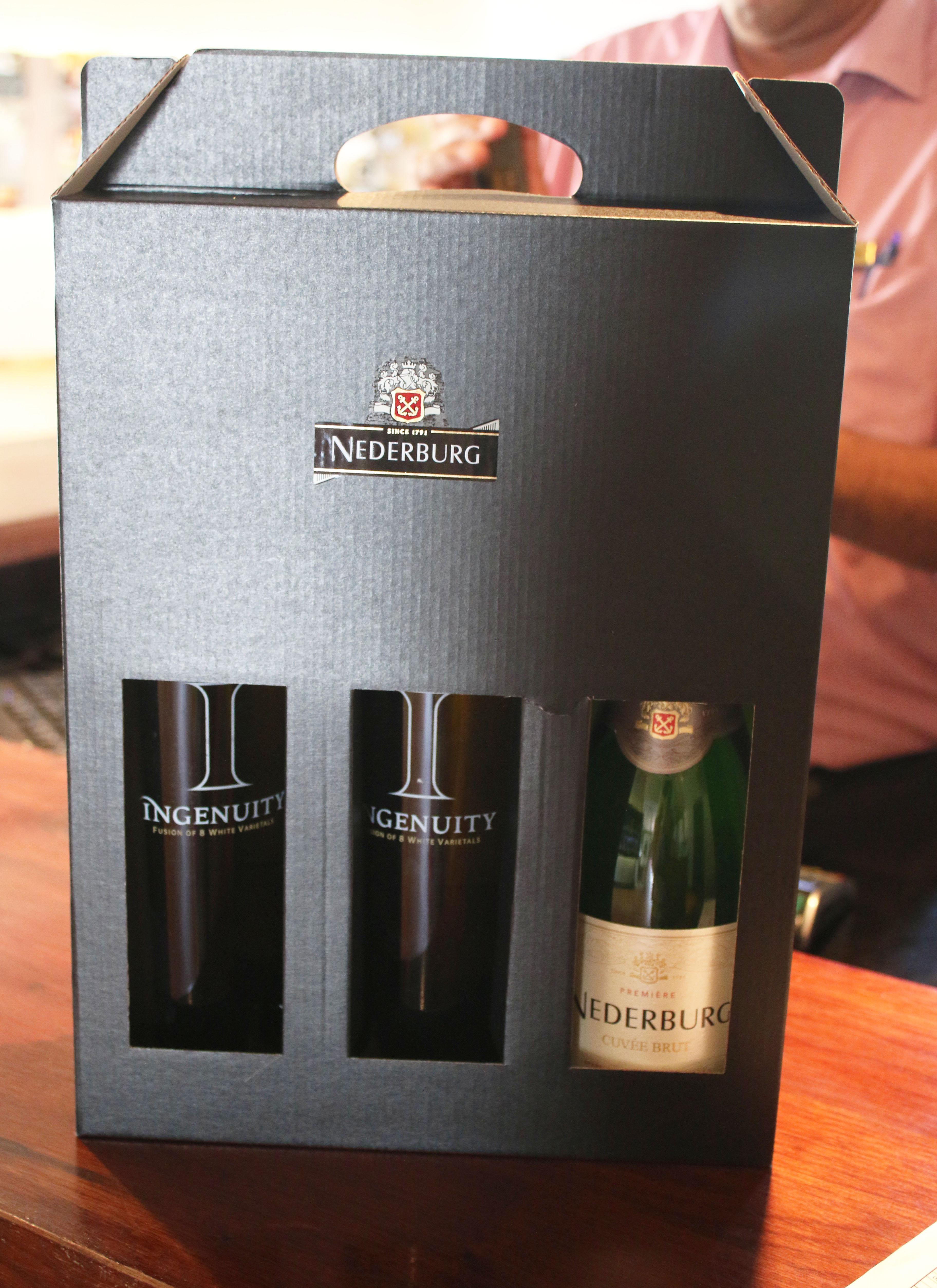 Our Nederburg purchase