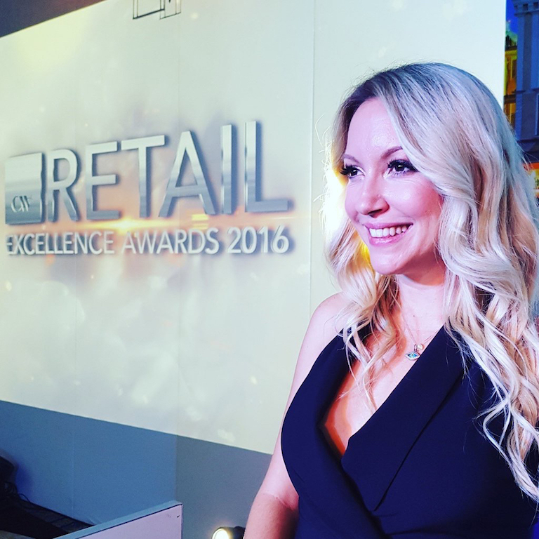 Bailey Schneider Canal Walk Retail Excellence Awards