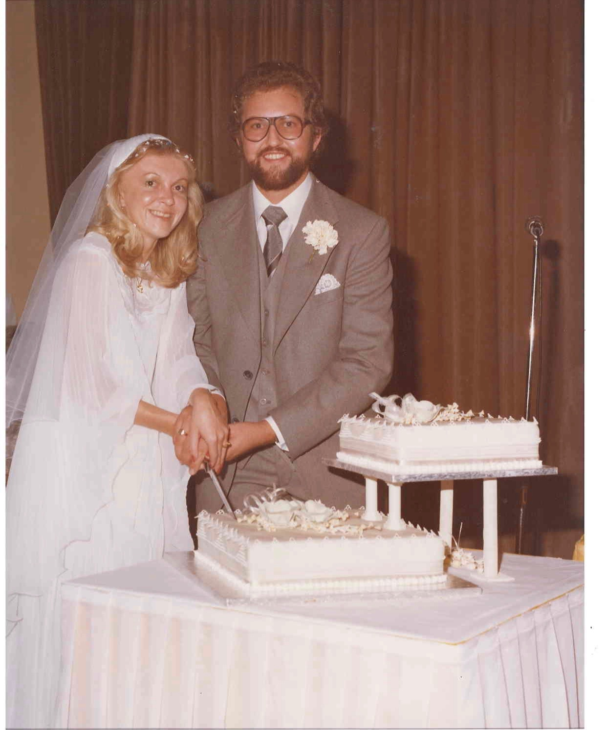 Mom and Dad Wedding 26:05:79