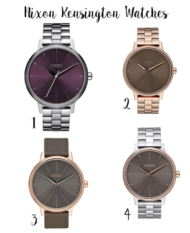 Nixon Kensington Watches