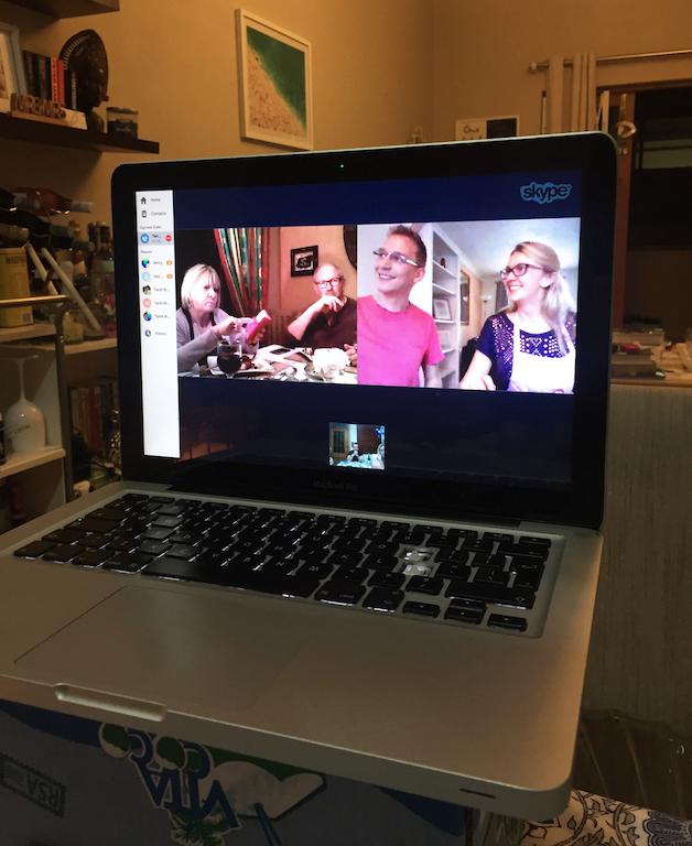 Our skype