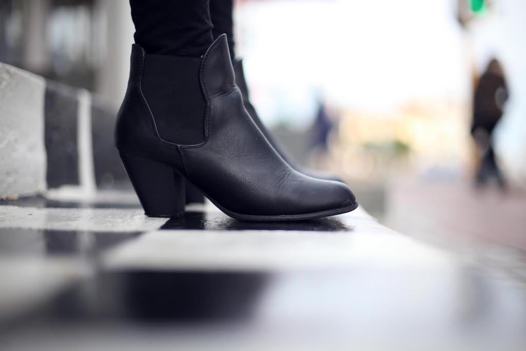 Bailey Schneider Chelsea boots