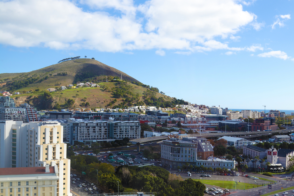 Signal Hill from Westin