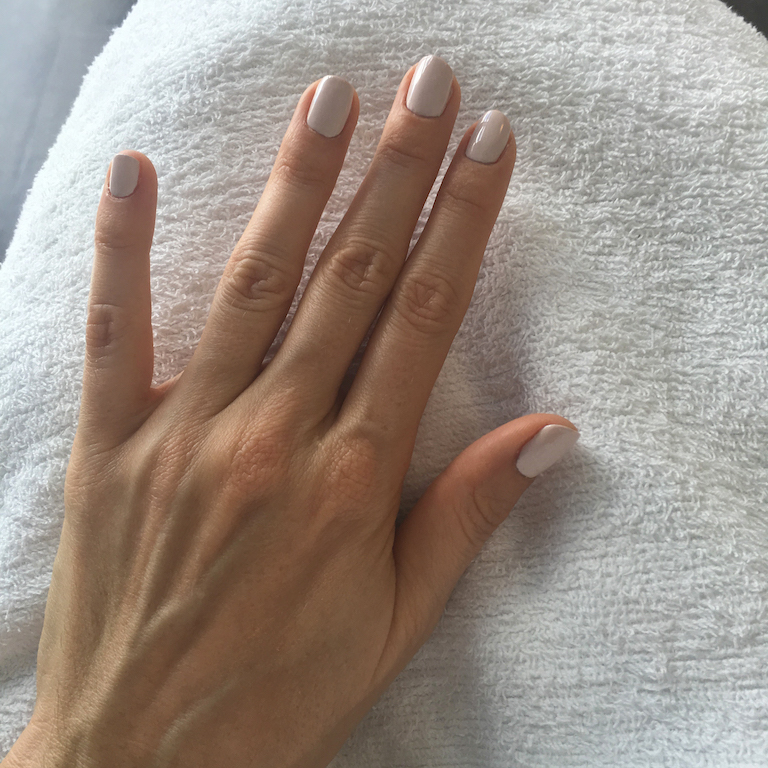 Tan my Hide Manicure Bailey Schneider