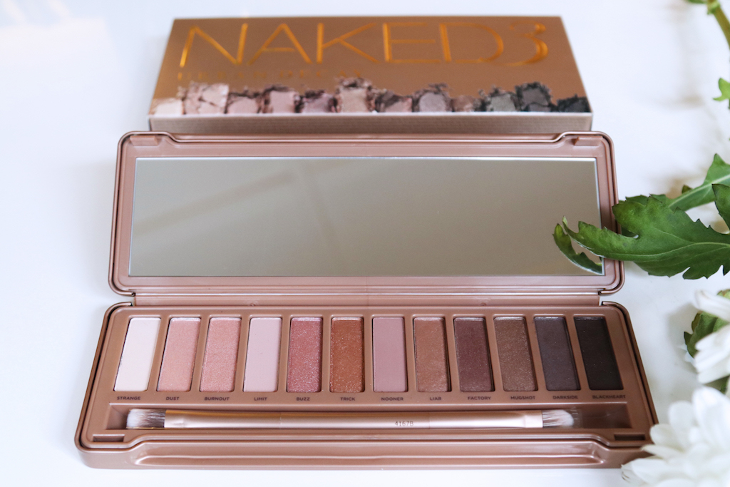Urban Decay Naked 3 Bailey Schneider