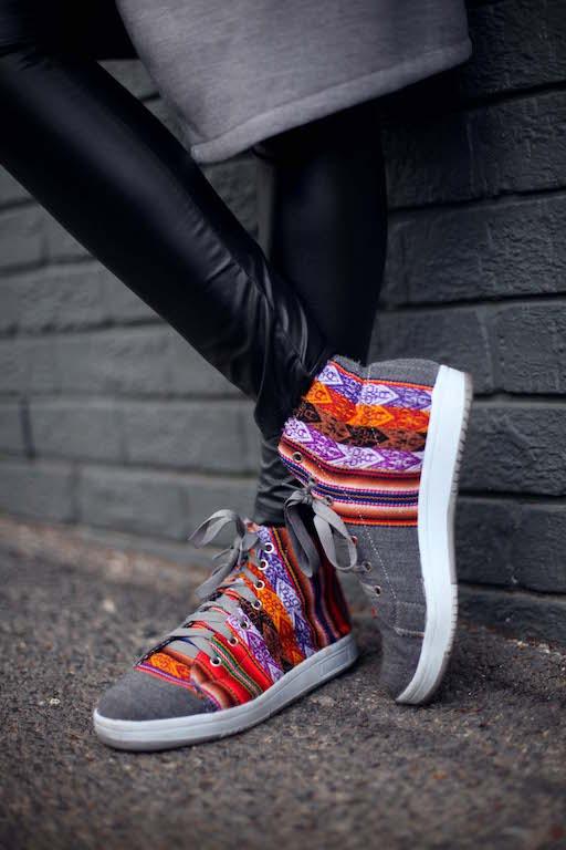 Bailey Schneider Peruvian Shoes
