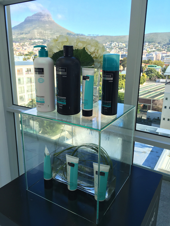 Lions Head and TRESemme