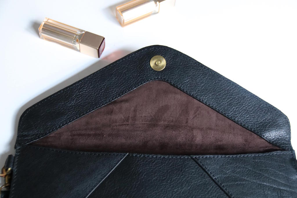 Opening of Risa Clutch