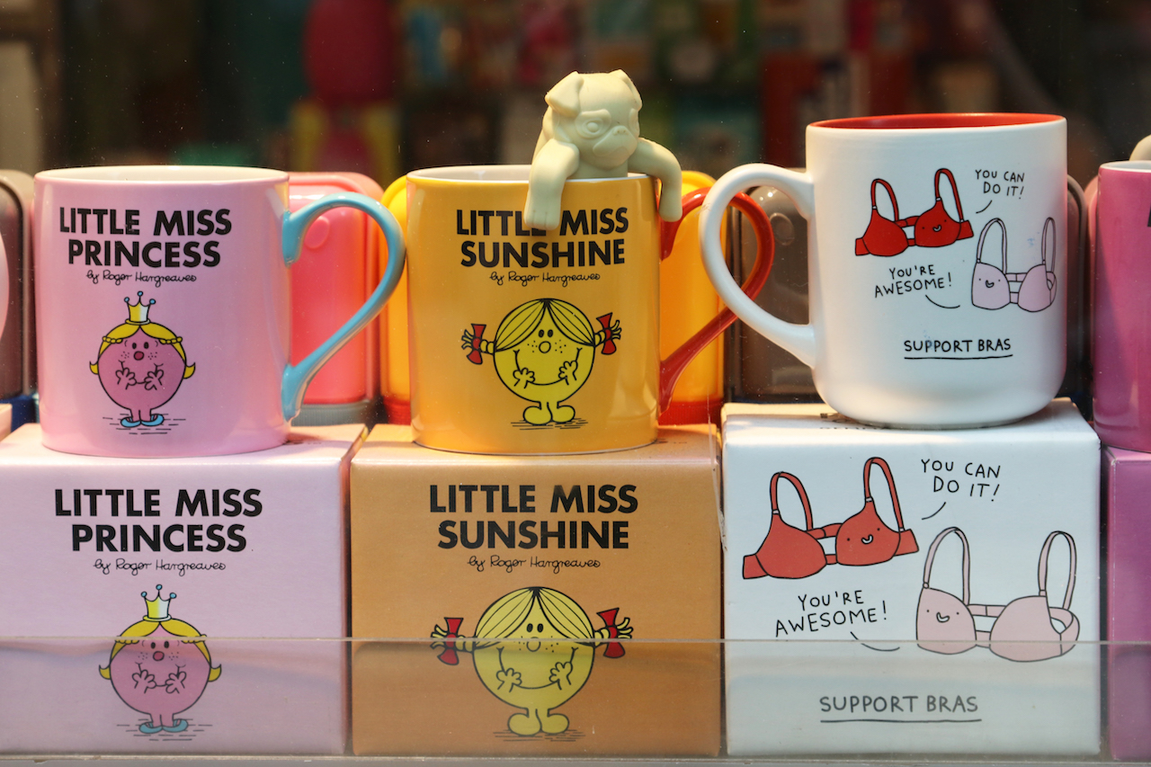 Little Miss Sunshine cups copy