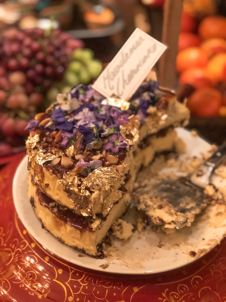 Macadamian Cheesecake